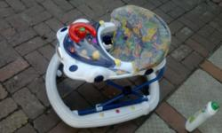 HEY I AM SELLING THIS BABY MUSICAL WALKING RING. STILL