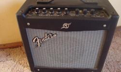 A Mustang1 70W Amp in mint condition. Price is
