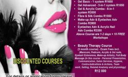 Nail Tales & Beauty Nail & Beauty Courses Email us for