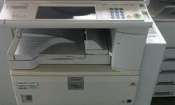 Heavy duty aficio printers, copier, printer,fax, scan,