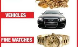 We can help you. We buy or pawn all your valuables,