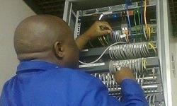 network cabling installations  alarms systems