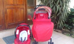 I have a never used Graco mirage plus travel system, it