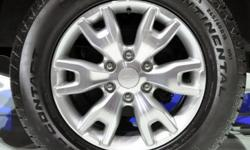 "NEW 18"" Ford Wildtrak Mags and Center Caps and"