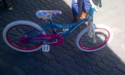 "Brand new ""girls"" bicycle for sale for only R500."