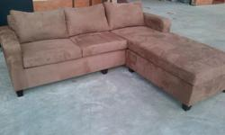 The size of the couch is 2mX 2.5m Set include 2pieces