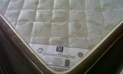 Leisure Comfort 10 year warranty 80kg per person.