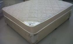 Premium Budget Mattress (Spring filled and covered in
