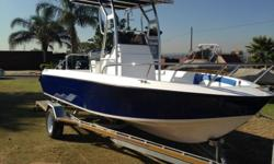 Brand new Expression 600 with twin Mercury 60 hp
