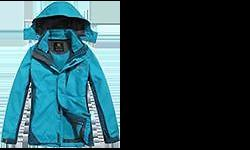 Metis-Tech� offers a comfortable, stylish 3-in-1 Jacket