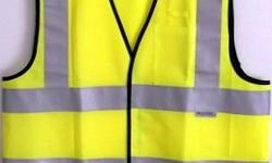 Our Reflective Vests are made of superior quality