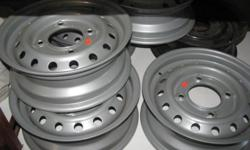 New rims for old gypsey caravan 4 hole for R 750 each @