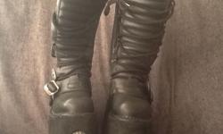 Kickass ladies New Rock Boots for sale! Size: 5 (Euro