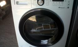 I have this beautiful white tumble drier that i am