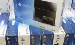 PS4 NEW CONSOLES FROM R5000 OR YOU CHOOSE YOUR OWN GAME