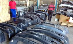 Zululand Used Spares New Vehicle Bumpers for Sale