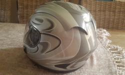 I have a brand new XL Helmet for sale. The helmet has