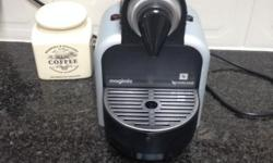 Great condition Nexpresso coffee machine , we are in