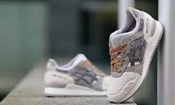 Asics sneakers , brand new never worn any size Asics