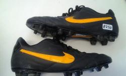 These boots are worn but still in good condition Click