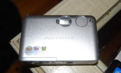 I am selling my Nikon Coolpix S3 digital camera. This