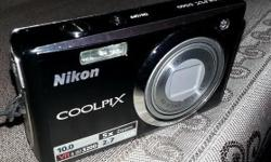 Compact digital camera for sale. Excellent condition,