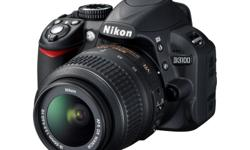 I have a Nikon D3100 camera with 18-55mm 55-200mm lens.