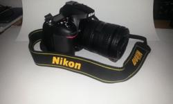 Items: Nikon D7100 body (shutter count less than 1000)