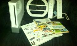 Hi guys, I have a wii in excellent condition,comes with