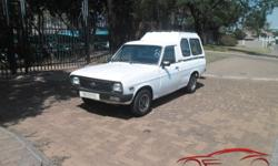 I am selling my Nissan 1400 Bakkie For R16500.00The