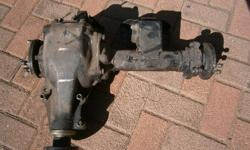 Nissan 2.7 TD 4X4 Front Diff