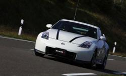 Nissan 350Z Nismo body kit Nismo 380RS style body kit