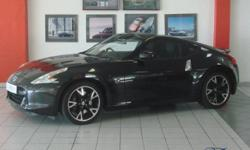Model: Nissan 370 Z Coupe Our Price: R299 995.00