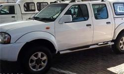 Say hello to the Nissan hardbody 4x4 DC which is in