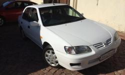 1999 Nissan Sentra 1.6 GSI in good original condition