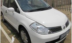 We still have 2 Nissan tiida1.6 available they are