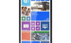 Smart phone ,Nokia Lumia 1320 in box and full