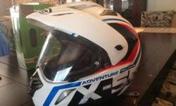 Looking for a new helmet at a bargain price. Size