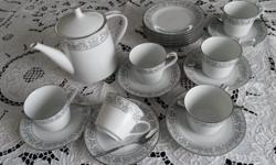 Exquisite Noritake (Eminence 6905) tea service for