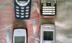 Hi I'm selling these 4 fones which are not working...