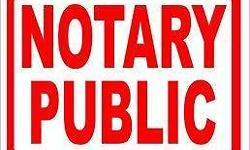 Do you need the services of a South African Notary