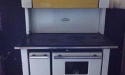 Nova Coal stove for sale in working condition price neg