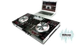 FEATURES 4-channel mixer and 24-bit audio interface