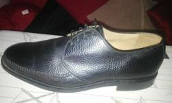 Size 9, Nunn Bush leather shoes for sale, only weared