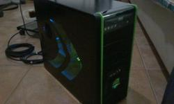 Nvidia gaming pc still in a great condition. specs: