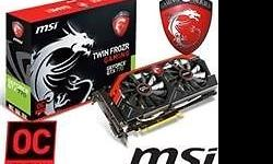 MSI Gaming Edition Twin Frozr IV N770 TF 2GD5/OC