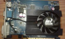 Nvidia GT630 DDR5 1Gb PCI-E  excellent for high