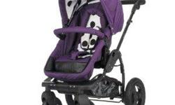 Beskrywing 2 in 1 PUSHCHAIR / PRAM - Suitable for use