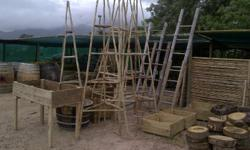 Timber Trading has obelisks in all sizes, special on