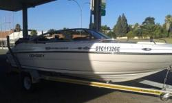 I am selling my Oddyssey 19 Offshore boat, very fast